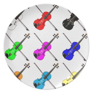 Fiddles Plate