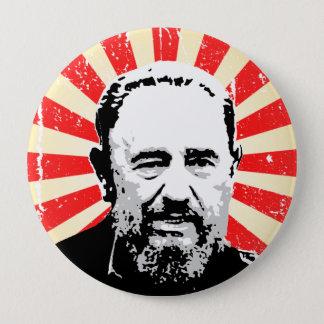 Fidel Castro 10 Cm Round Badge