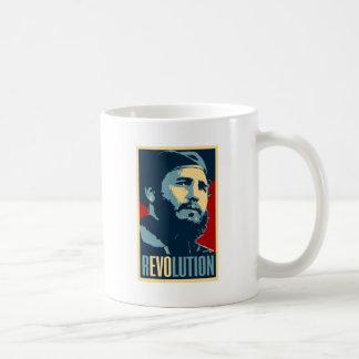Fidel Castro - Cuban Revolution President of Cuba Coffee Mug