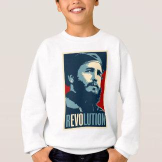 Fidel Castro - Cuban Revolution President of Cuba Sweatshirt