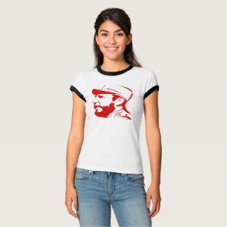 Fidel Castro Portrait T-Shirt