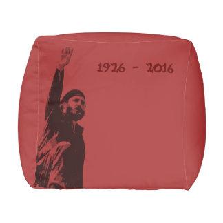 Fidel Castro Pouf