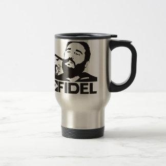 Fidel Castro Travel Mug