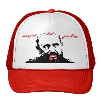 Fidel Castro Vampires and Zombies cap