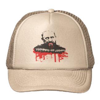 Fidel Castro Vampires and Zombies hat