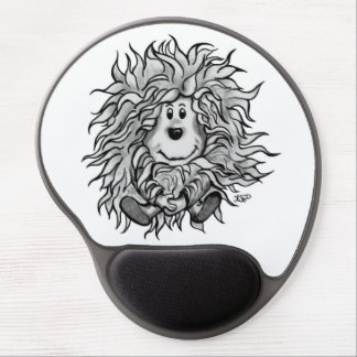 Fidel The Little Forest Goblin Gel Mouse Pad