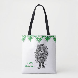 Fidel the little Forest Goblin Tote Bag