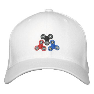fidget spinner hat