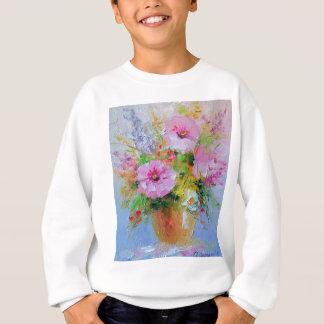 Field bouquet sweatshirt