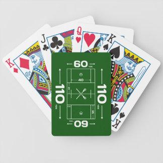 Field Dimensions Card Deck