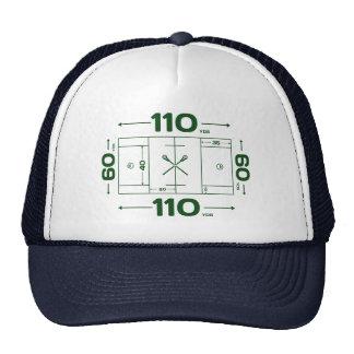 Field Dimensions Hat