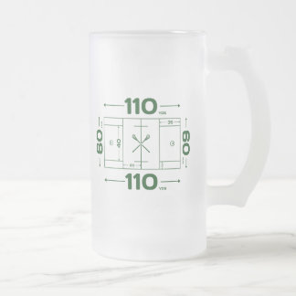 Field Dimensions Coffee Mug