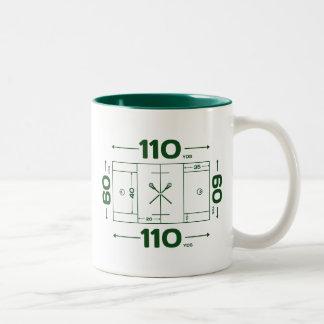 Field Dimensions Mug