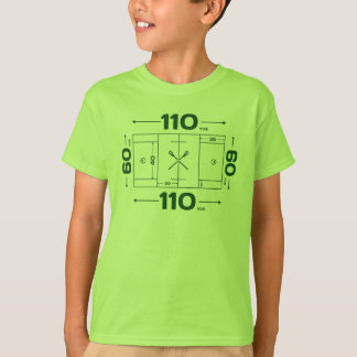 Field Dimensions T-Shirt