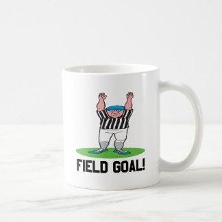 Field Goal Basic White Mug