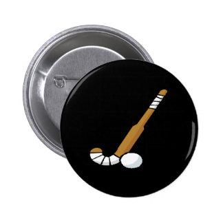 Field Hockey 6 Pinback Button
