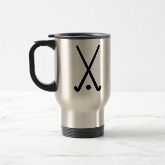 Field hockey clubs ball mugs