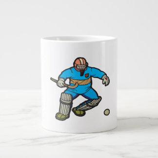 Field Hockey Goalie Jumbo Mug