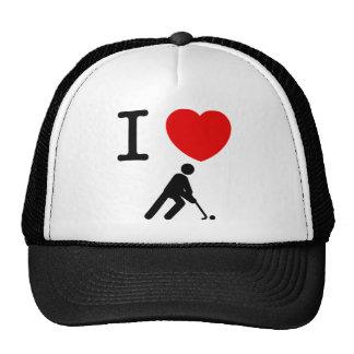 Field Hockey Trucker Hats