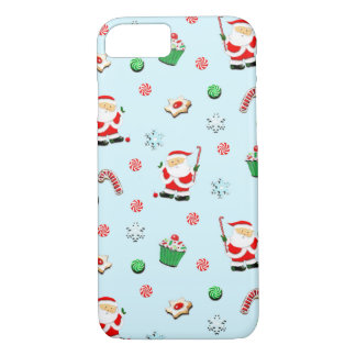 field hockey holiday flair iPhone 7 case