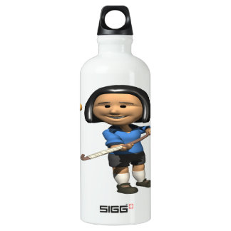 Field Hockey Player 2 SIGG Traveller 0.6L Water Bottle