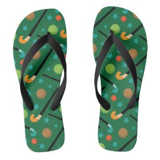 Field Hockey Sports Flip flops Sandals