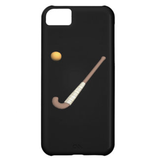 Field Hockey Stick & Ball iPhone 5C Case