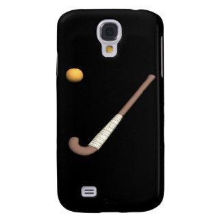 Field Hockey Stick & Ball Samsung Galaxy S4 Cover