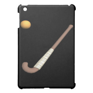 Field Hockey Stick & Ball iPad Mini Cases