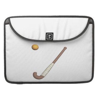 Field Hockey Stick & Ball Sleeves For MacBook Pro