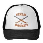 Field Hockey Sticks Hat