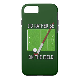 Field Hockey Vibe QPC iPhone 7 case