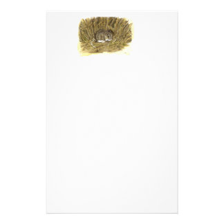 Field Mouse Stationery