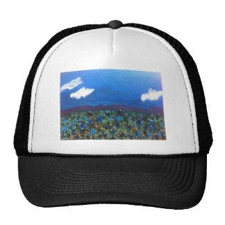Field of Bluebonnets Mesh Hat