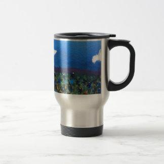 Field of Bluebonnets Mugs