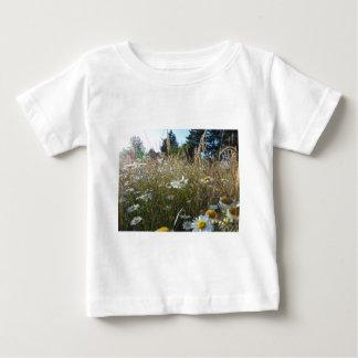 Field of Daisies Baby T-Shirt