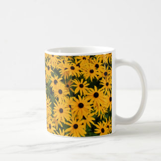 Field of Daisies Coffee Tea Mug