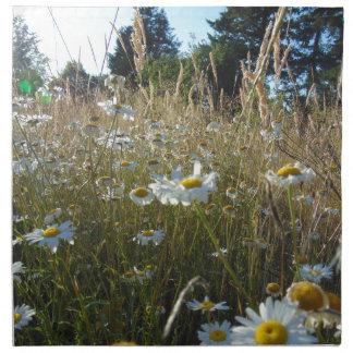 Field of Daisies Napkin