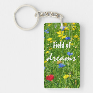 Field Of Dreams Key Chain