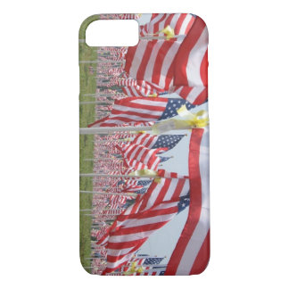 Field of Flags iPhone 7 Case