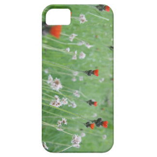 field of flowers cell phone case