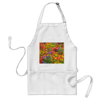 Field of Flowers Chef s Apron