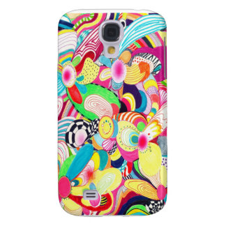 FIELD OF FLOWERS GALAXY S4 COVER
