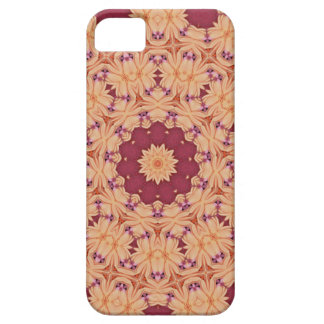 Field of Flowers Mandala Barely There iPhone 5 Case
