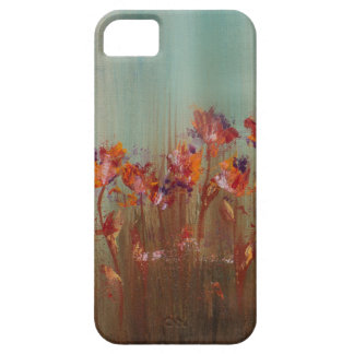 Field of Red Flowers iPhone 5 Cases