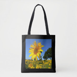 Field Of Sunflowers 02.4, Sunflower Tote Bag
