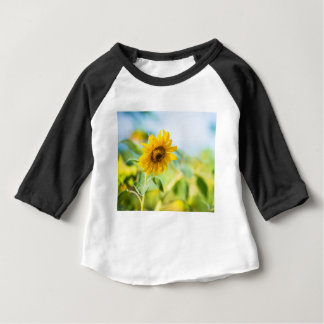 Field of Sunflowers Baby T-Shirt