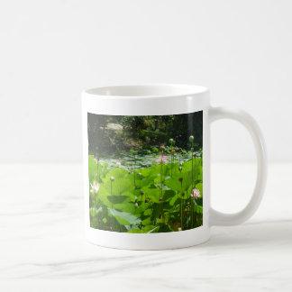 Field of Water Lilies Coffee Mug
