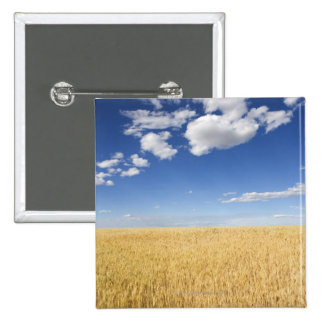 Field of wheat button