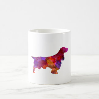 Field Spaniel in watercolor Coffee Mug